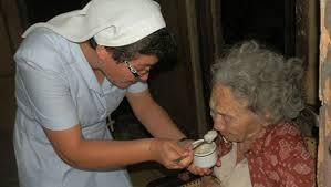 """""""La experiencia espiritual nos transforma en servidores de otros"""""""