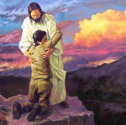 """""""Jesucristo, eres Dios–con-nosotros. Tú das sentido a nuestra vida"""""""