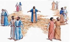 No estéis alegres porque se os someten los espíritus; estad alegres porque vuestros nombres están inscritos en el cielo