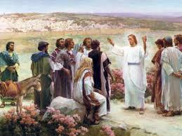 """""""Id al mundo entero y proclamad el Evangelio a toda la creación. El que crea y se bautice se salvará"""""""