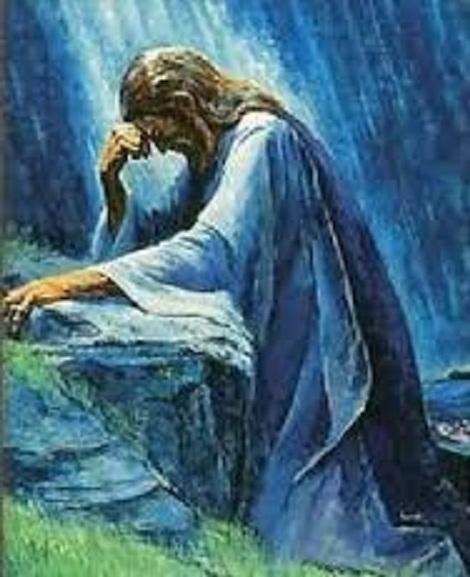 Jesús, nuestro Maestro de oración