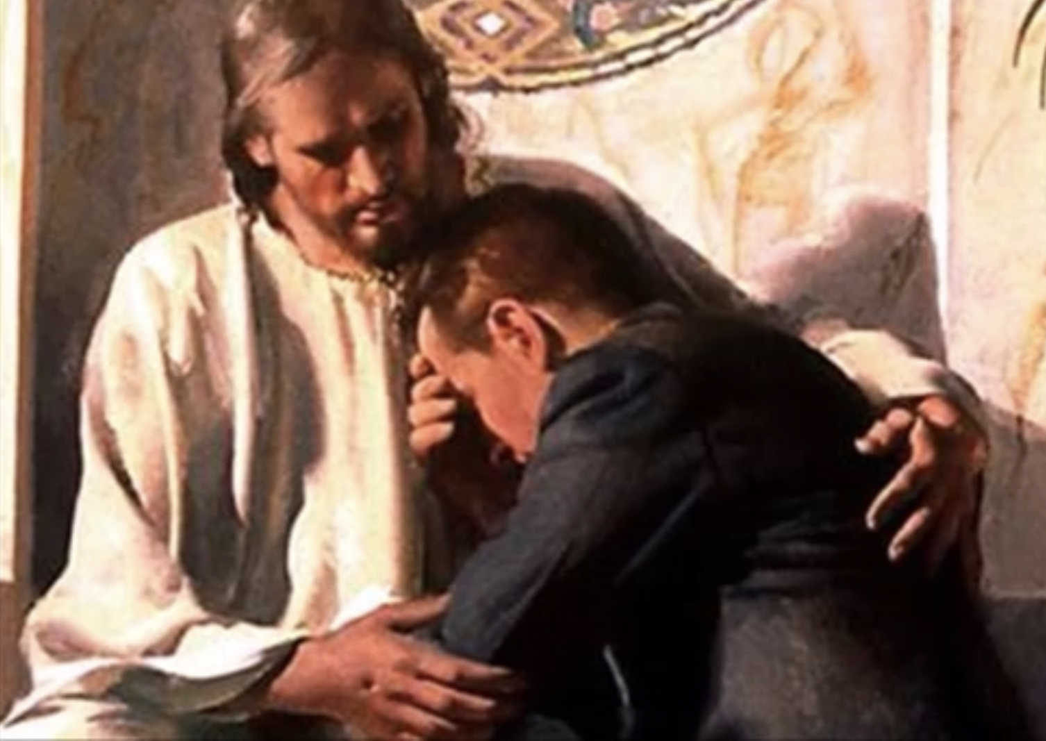 """El sacramento de la Confesión es la clave para entrar en el Reino de los Cielos. Jesús le dice a Pedro: """"A ti te daré la llave del Reino de los Cielos"""