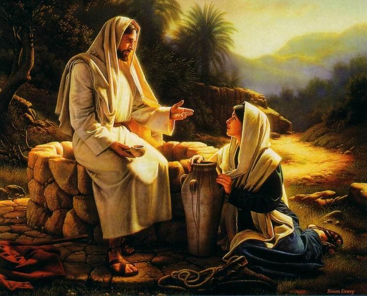 """""""Pero se acerca la hora, ya está aquí, en que los que quieran dar culto verdadero adorarán al Padre en espíritu y verdad, porque el Padre desea que le den culto así"""""""
