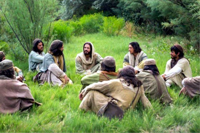"""Pedro preguntó a Jesús:"