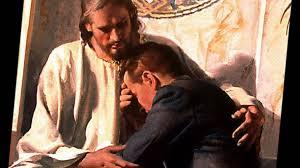 """""""Venid a mí todos los que estáis cansados y agobiados, y yo os aliviaré"""""""
