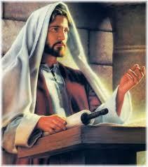 El Espíritu del Señor está sobre mí, porque Él me ha ungido y me ha enviado para anunciar el Evangelio a los pobres, para anunciar a los cautivos la libertad y a los ciegos la vista.