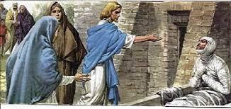 Jesús le dice: