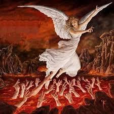 Magdalena supo que el alma de la difunta no estaba ni en el Paraíso ni en el Purgatorio, sino en un lugar especial en el que, sin sufrir ningún dolor apreciable, se veía privada de la Vista de Dios.