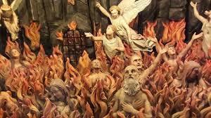 Hermano mío, estoy condenada a estos tormentos hasta el día del juicio final. Pero puedes ayudarme. La virtud del Santo Sacrificio de la Misa es tan poderosa que os pido ofrecer treinta misas por mí.