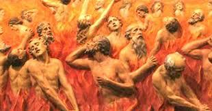 La duración de las penas en el Purgatorio se extiende por períodos de tiempo aterradores; incluso los más cortos, dada la severidad de los castigos, son de todas maneras largos.