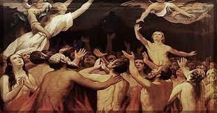 A menudo, los buenos cristianos no piensan lo suficiente en hacer penitencia por los pecados de su juventud: tendrán que expiarlos algún día mediante las rigurosas penitencias del Purgatorio.