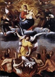 Le agradó a Dios mostrar en espíritu a algunas almas privilegiadas las tristes moradas del Purgatorio, las cuales debían luego revelar estos dolorosos misterios para la edificación de todos los fieles